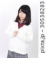 女子高生 制服 30538283