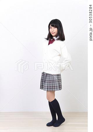 女子高生 制服 30538284