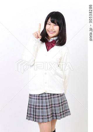 女子高生 制服 30538286