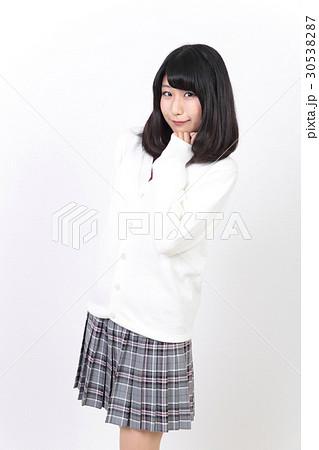 女子高生 制服 30538287