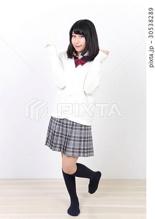 女子高生 制服 30538289