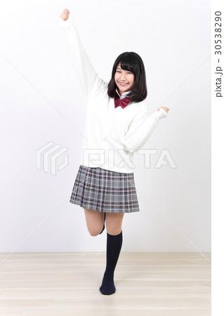 女子高生 制服 30538290