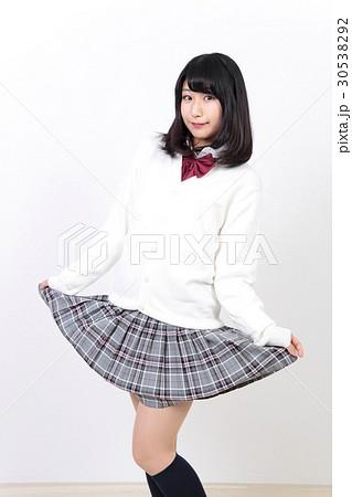 女子高生 制服 30538292