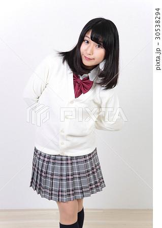 女子高生 制服 30538294