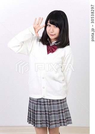 女子高生 制服 30538297
