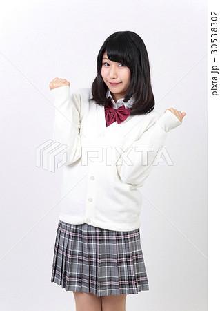 女子高生 制服 30538302