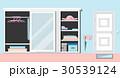 インテリア 家具 近代的のイラスト 30539124
