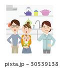作業員 キッチン リフォームのイラスト 30539138