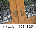 Old doors, handles, locks, lattices and windows 30545264