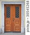Old doors, handles, locks, lattices and windows 30545268