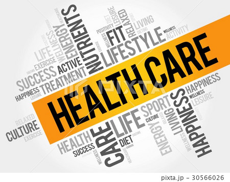 Health care word cloud 30566026