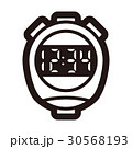 モノトーンアイコン【シリーズ素材】 30568193