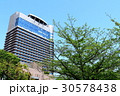 帝国ホテル大阪と新緑 30578438