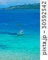 海 夏 沖縄の写真 30592542