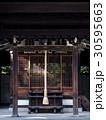 神社 社 本殿の写真 30595663