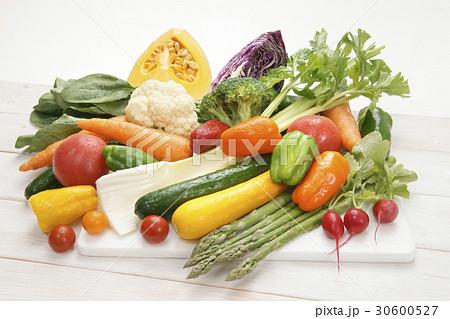 カラフルな野菜集合 30600527