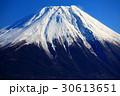 毛無山から望む冬の富士山 30613651