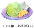 抹茶 アイス 水彩のイラスト 30616311
