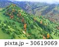 長野_志賀高原の紅葉 30619069