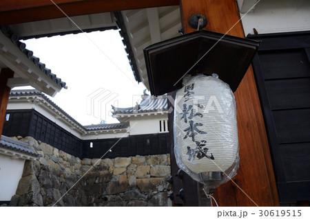 松本城 太鼓門の写真素材 [30619515] - PIXTA