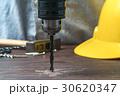 ドリル クローズアップ 器具の写真 30620347