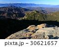 南アルプス 中央アルプス 山並みの写真 30621657