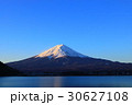 富士山 夜明け 世界文化遺産の写真 30627108