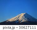 富士山 夜明け 世界文化遺産の写真 30627111