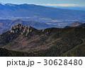金峰山から見る瑞牆山と白馬連峰 30628480