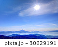 金峰山稜線から見る午後の富士山 30629191