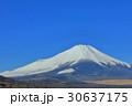 富士山 世界文化遺産 山の写真 30637175