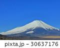富士山 世界文化遺産 山の写真 30637176