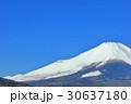 富士山 世界文化遺産 山の写真 30637180