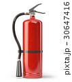 Fire extinguisher isolated on white background. 30647416