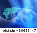 グローバル 世界地図 世界のイラスト 30652447