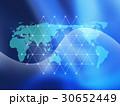 グローバル 世界地図 世界のイラスト 30652449