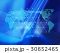 グローバル 世界地図 世界のイラスト 30652465