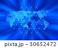 グローバル 世界地図 ワールドワイドのイラスト 30652472
