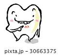 歯 キャラ キャラクターのイラスト 30663375