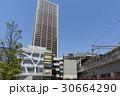 東急東横線 武蔵小杉駅前風景 30664290