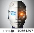 ロボット アンドロイド 人造人間のイラスト 30664897