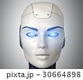ロボット アンドロイド 人造人間のイラスト 30664898