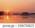青森県 鶴の舞橋 30670825