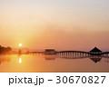 青森県 鶴の舞橋 30670827