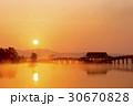 青森県 鶴の舞橋 30670828