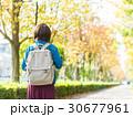 学生 秋 女性の写真 30677961