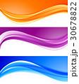 抽象的 コレクション 収蔵物のイラスト 30678822