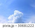 空 雲 晴れの写真 30681222