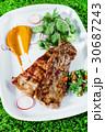 お肉 肉 BBQの写真 30687243