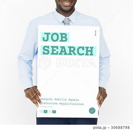 career job search employment applicationの写真素材 30688798 pixta